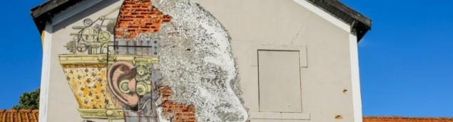 (Bahasa) 17 Mural Street Art Yang Bisa Anda Nikmati di Kota Portugal