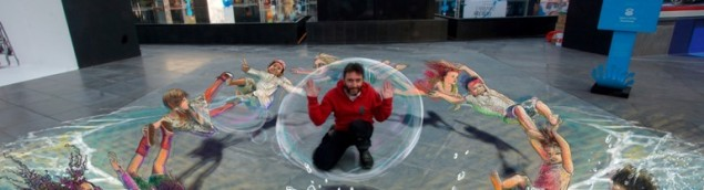 Winners of first Dubai Canvas 3D Art Award announced